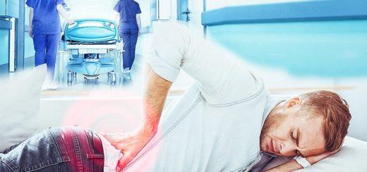 Oxithermie gegen Rückenschmerzen