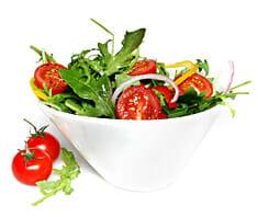 Rezepte für Vorspeisen und Salate