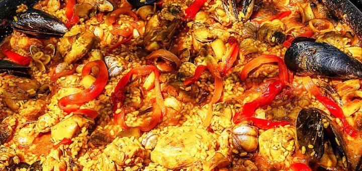 Paella - der Klassiker der spanischen Küche