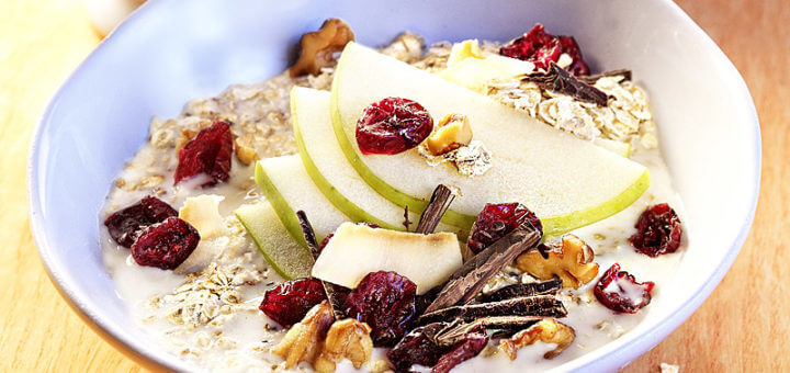 Cranberry-Schoko-Müsli | Rezept