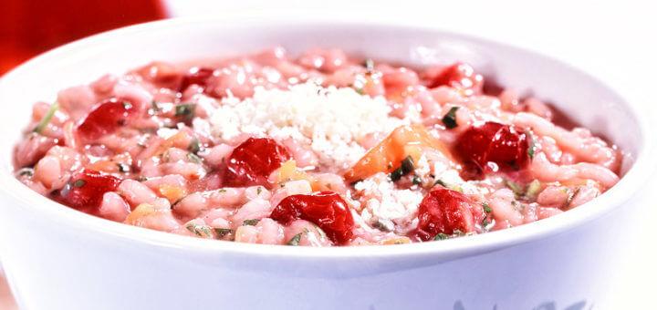 Cranberry-Kürbis-Risotto | Rezept