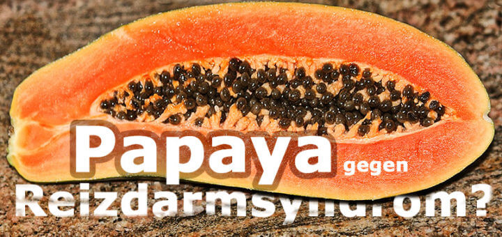 Lindert Papaya Reizdarmsyndrom?
