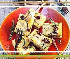 Cranberry-Tortilla-Happen | Rezept