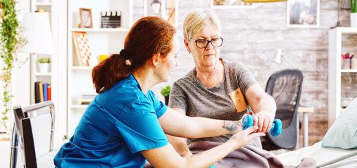Multiple Sklerose: Steigerung der Mobilität durch konsequente Therapien möglich