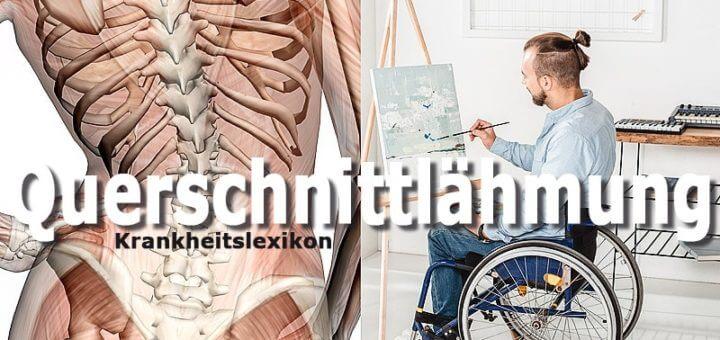 Querschnittlähmung | Krankheitslexikon