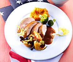 Thanksgiving-Turkey | Rezept