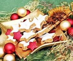 Weihnachtsbäckerei – süß, fett und ungesund !?