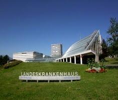 Landeskrankenhaus Feldkirch ©LKH Feldkirch
