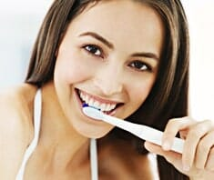 Oral B Pulsonic, Zahnpflege