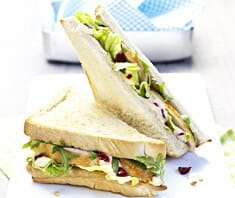 club sandwich mit h hnerbrust rezept. Black Bedroom Furniture Sets. Home Design Ideas