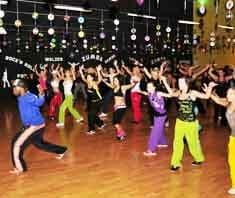 Zumba, Fitness, Bewegung