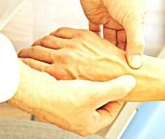 chronische Polyarthritis, gelenksentzündung