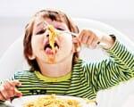Falsche Ernährung, Kleinkinder