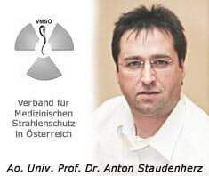 Strahlenschutz, Strahlung, Dr. Staudenherz