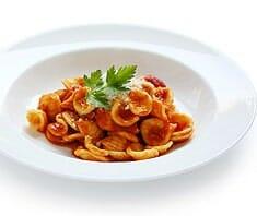 Orecchiette mit Tomatensauce