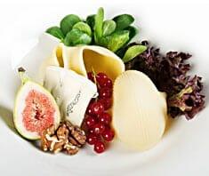 Feigen-Blauschimmelkäse-Salat