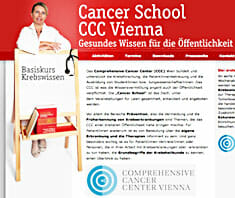 """""""Krebs-Schule"""" soll Nichtmediziner mit Informationen versorgen"""
