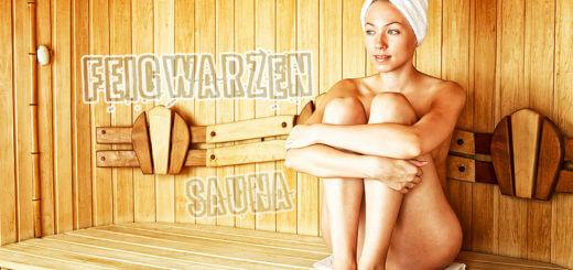 Feigwarzen trüben die Freude auf die Sauna