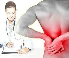 Rückenschmerzen - Schmerzmittel unkontrolliert im Einsatz