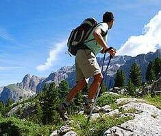 Wandern als Trendsport