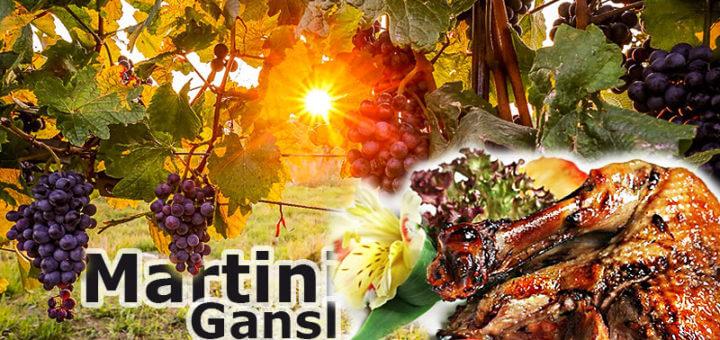 Martinigans mit Maronifüllung | Rezept