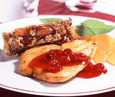 Thanksgiving-Rezept: gefüllte Putenbrust