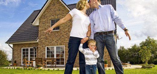 Sicheres und gesundes wohnen mit Kindern
