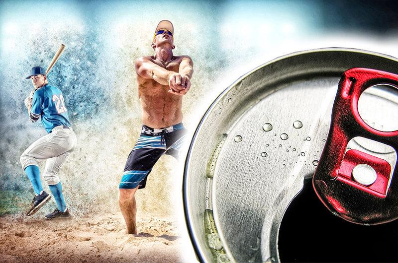 Energy-Drinks zur Leistungssteigerung im Sport