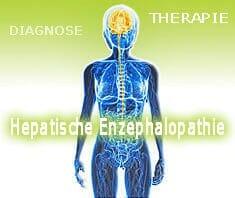 Hepatische Enzephalopathie – Diagnose, Therapie