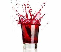 Alkohol gesundheitsgefährdend; Ansichtsbild