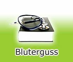 Medizinlexikon: Bluterguss