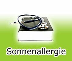 Medizinlexikon: Sonnenallergie