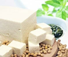 Tofu-Gnocchi; Rezeptfoto