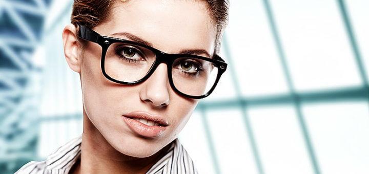 Die richtige Brillenform für Ihren Gesichtstyp