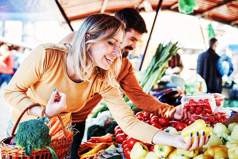 Saisonales Obst und Gemüse: alles zu seiner Zeit!