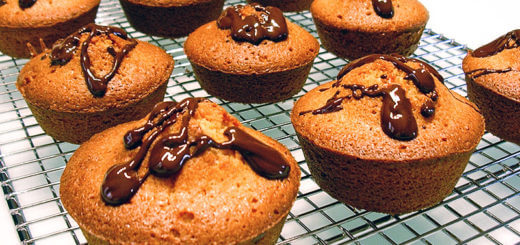 Cappuccino-Muffins | Rezept