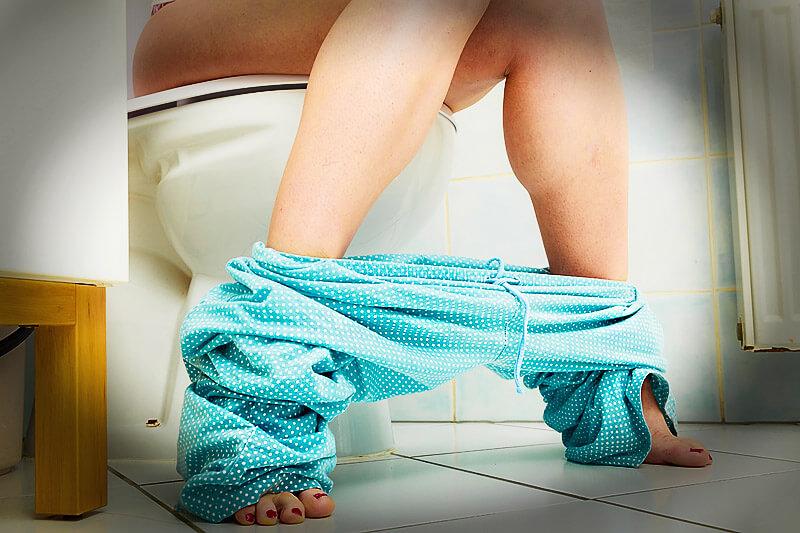 Durchfall, Diarrhoe - Ursachen, Therapie, Vorbeugung