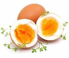 Lebensmittel Ei
