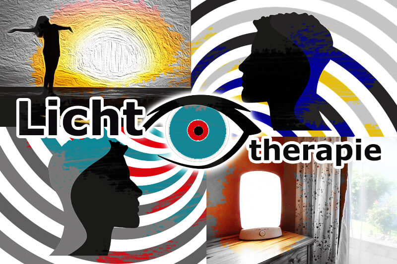Lichttherapie bei Depressionen