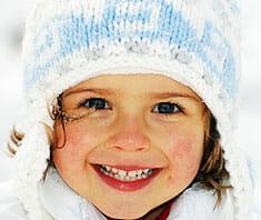 Kinder gesund durch den Winter bringen