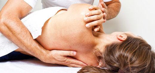 Chiropraktik: die manuelle Rückentherapie
