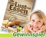 """""""Die neue Lust am Essen"""" Buch - Gewinnspiel"""