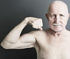 Sarkopenie, Muskelschwund