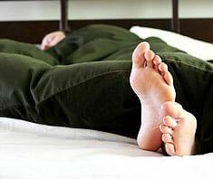Ich kann nicht schlafen – 10 Schlafregeln für gesunden Schlaf