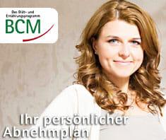 Mit dem BCM Abnehmplan zu Ihrem Wunschgewicht