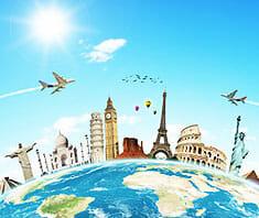 reisen flugreisen