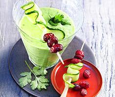 Gurken-Avocado-Smoothie | Rezept