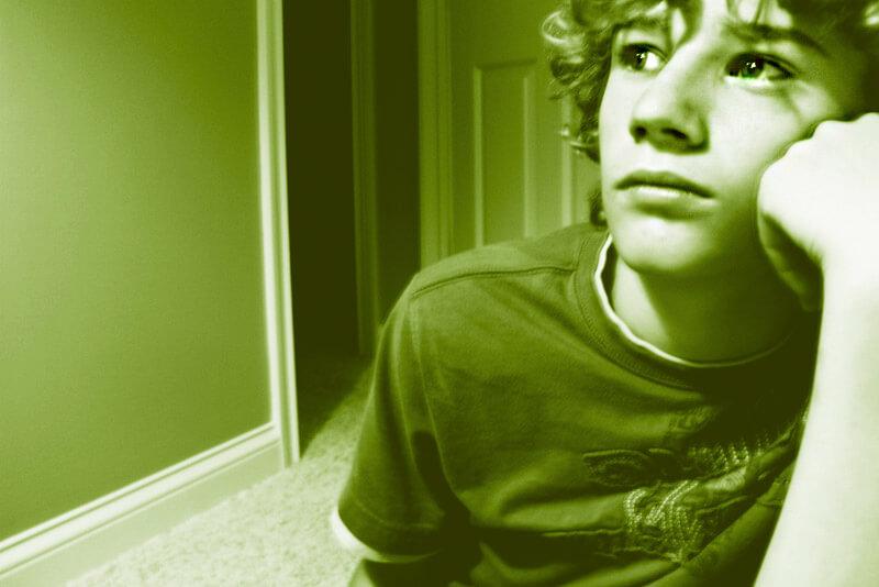 """Schulangst: depressiver Jugendlicher"""" zur Phobie wird"""
