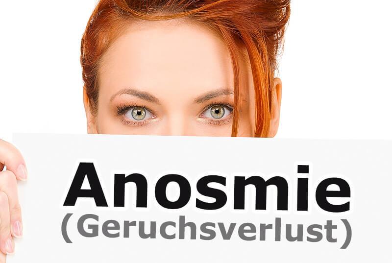 Was ist Anosmie? | Medizinlexikon
