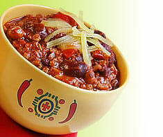 Chili con carne mit Kaffee | Rezept